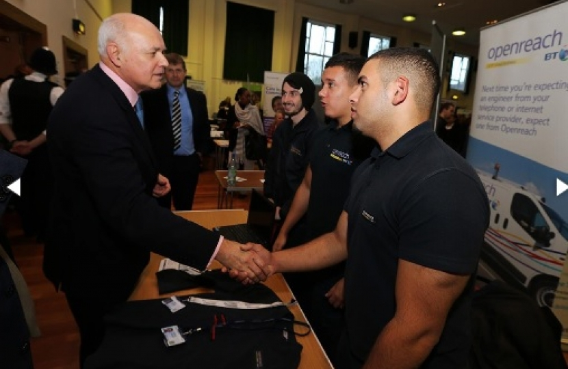 IDS Jobs fair