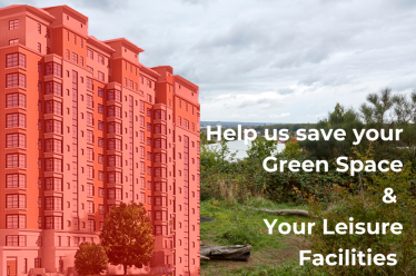 save our green space